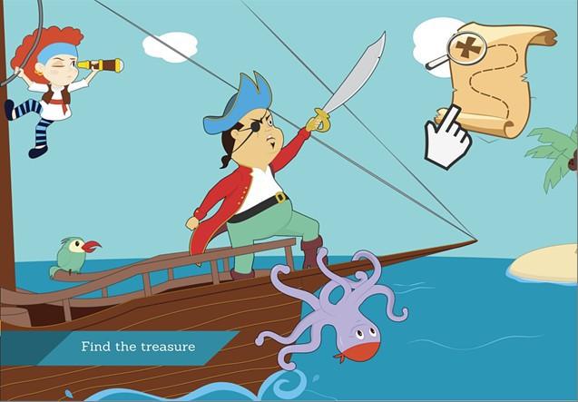 Pirates Galore!