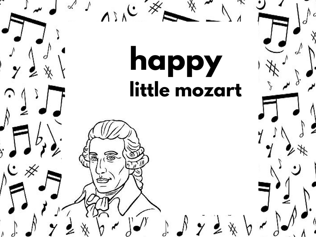 Happy Little Mozart Music Programme