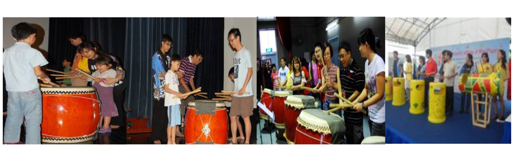 iMap Intro to Taiko Drumming