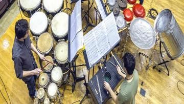 iMap Samba Percussion II Programme